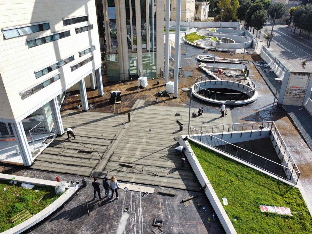 Impermeabilizzazioni edili a Bari