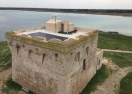 Impianto fotovoltaico Torretta antica